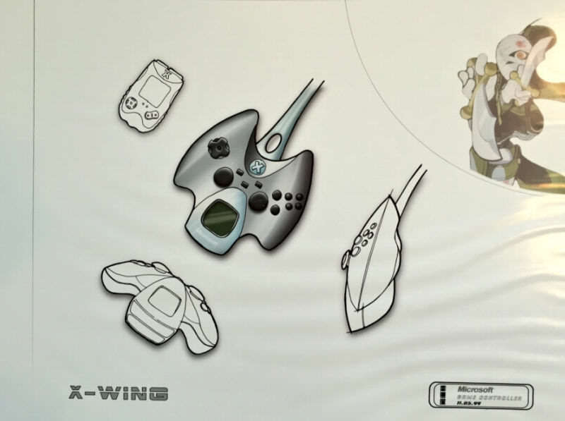 These Xbox Controller Prototypes Are Absolutely Ridiculous g0wlaeem9nqpx9mqhsro