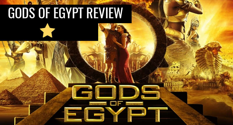 gods review Gods Of Egypt: Less Than Divine, More A Trip To Hell