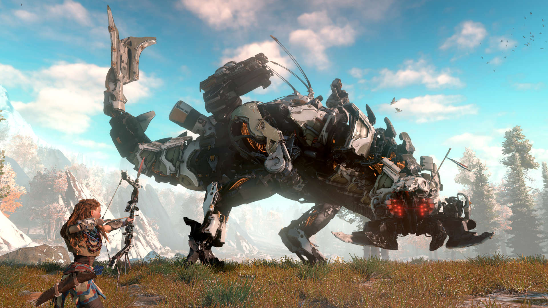 Heres Every E3 Announced Game Coming In 2017 horizon zero dawn screen 01 us 15jun15 1