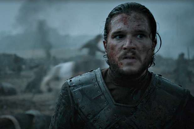 jon snow long take battle small Game Of Thrones Director Used Kit Harringtons Worst Fear Against Him In Latest Episode