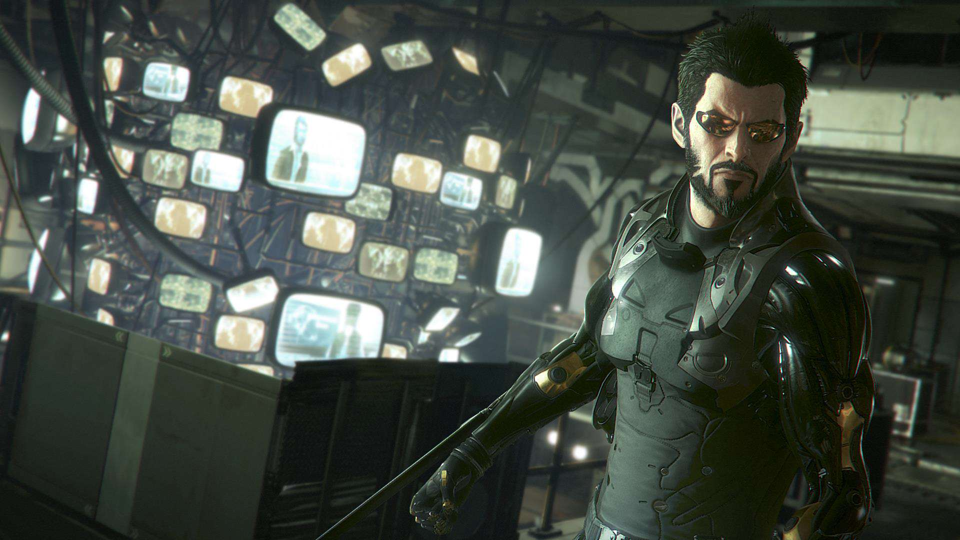 nbegbudgpu19kztgorh5 Deus Ex: Mankind Divided Gameplay Livestream Airing Today