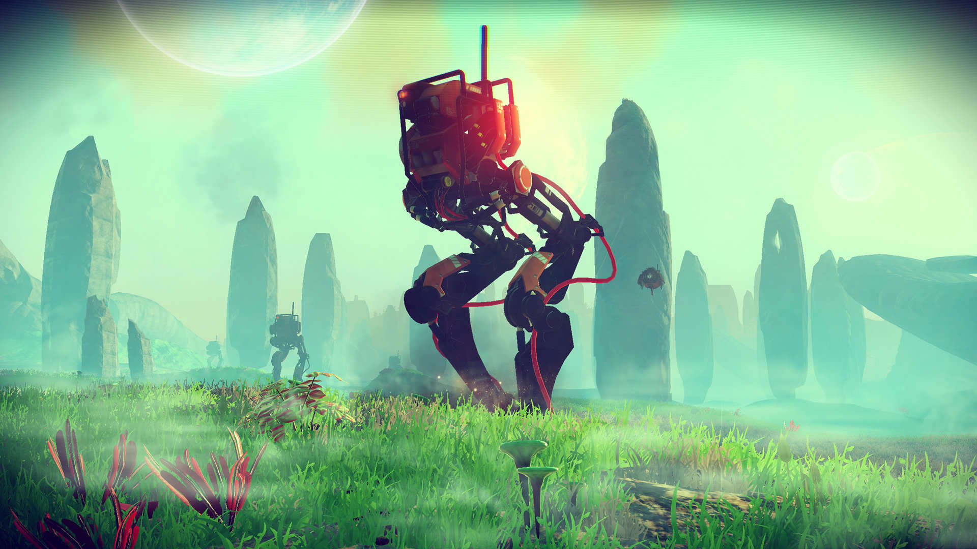 no mans sky screen 10 ps4 eu 16jun14 No Mans Sky Developer Reveals Why They Werent At E3