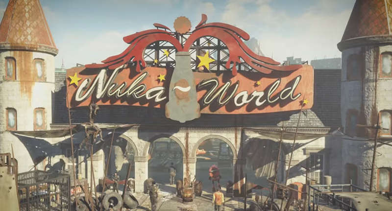 nukafacebook 1 Fallout 4 To Get VR Expansion Plus Tons Of New DLC