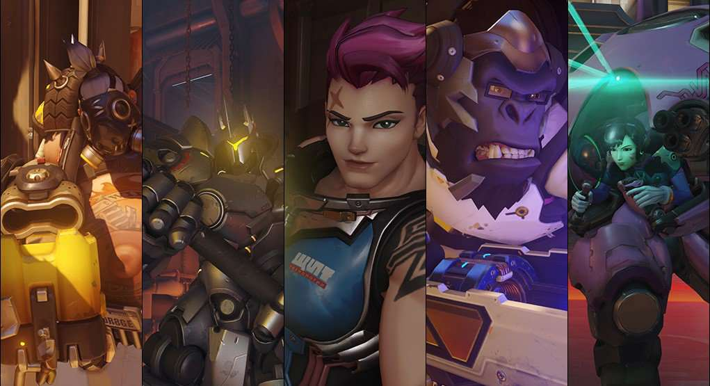 overwatch tank featured wide 1021x555 Blizzard Planning To Nerf Key Overwatch Character