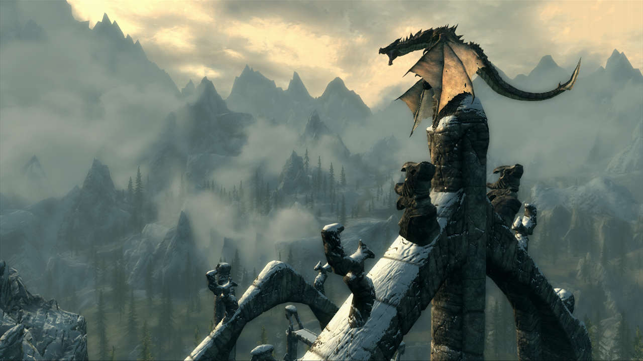 screenshot 8 1 Elder Scrolls Remaster Rumours Strengthened By New Leak