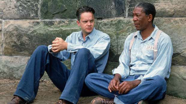shawshank redemption 1 Morgan Freeman Reveals What He Hates About The Shawshank Redemption