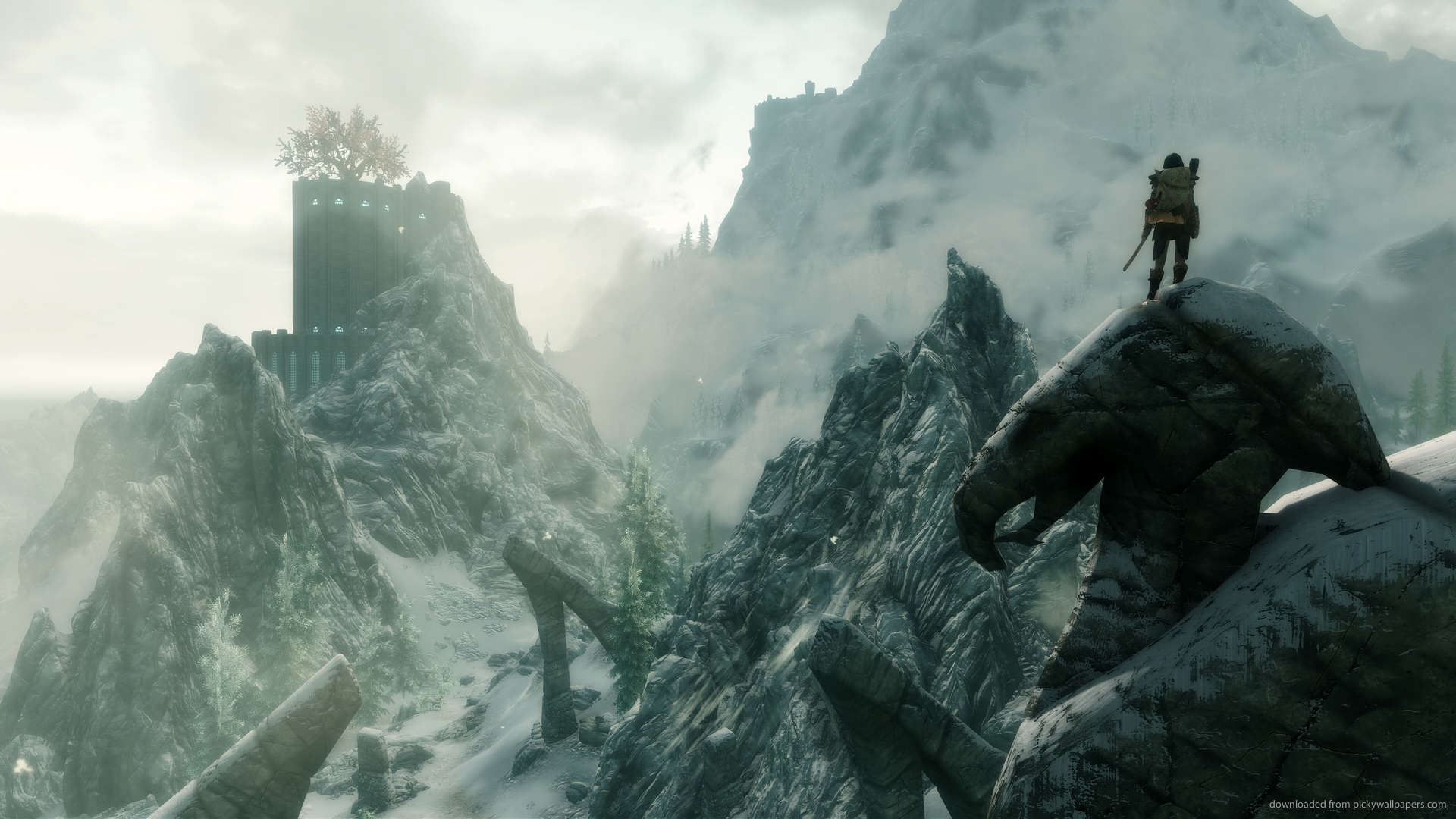 skyrim1 Rumours Suggest More Bethesda Titles Heading For E3