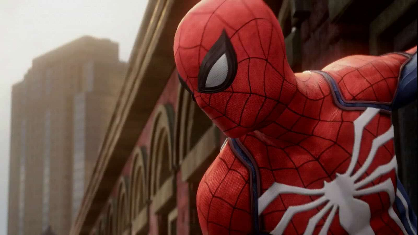 Spider Man Game Coming From Ratchet & Clank Devs spider man insomniac screencap 1920.0.0