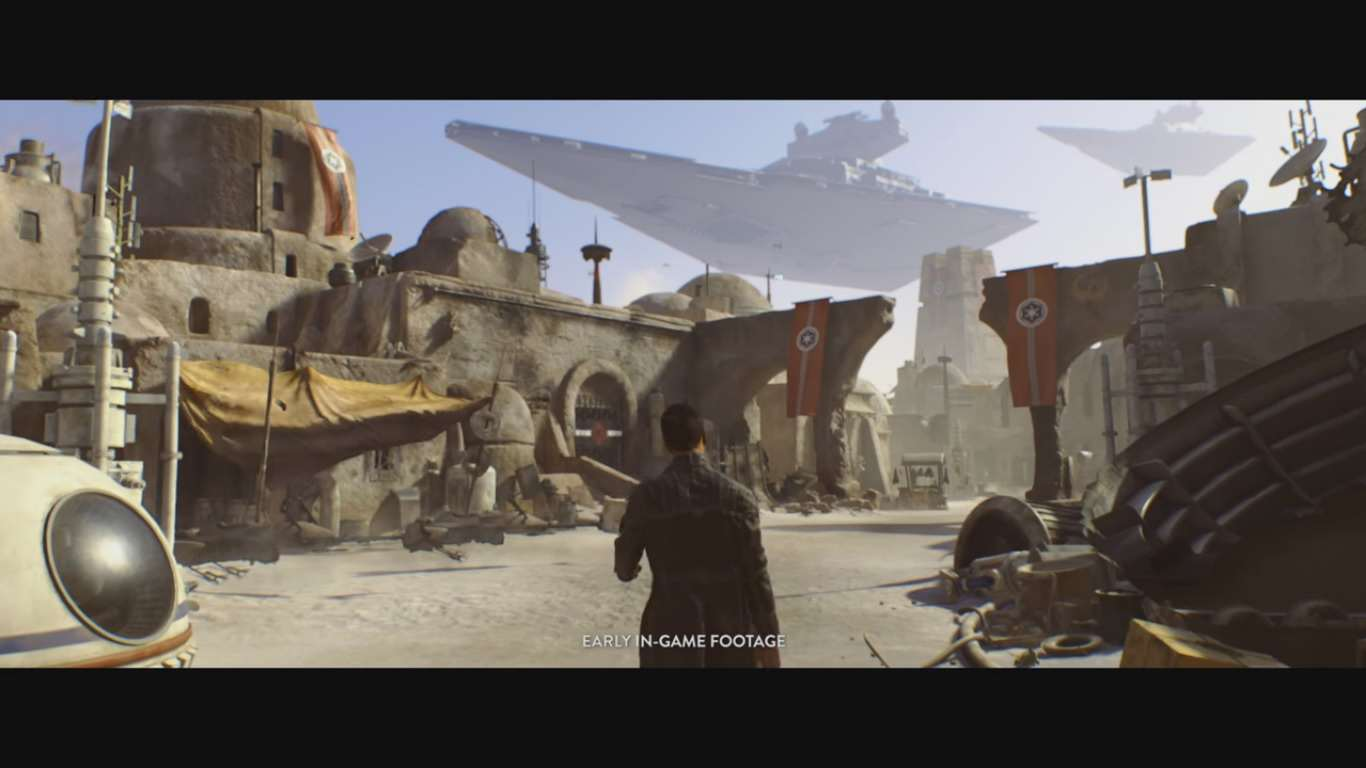 New Star Wars Games Shown In Behind The Scenes Footage visceral