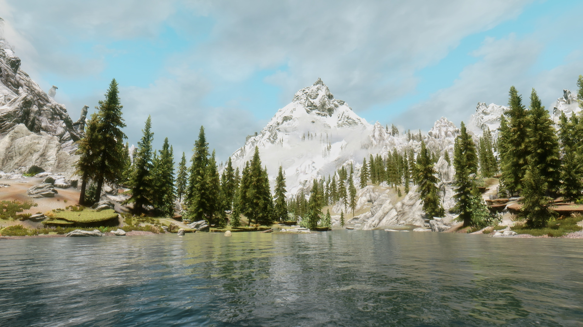 Skyrim Looks Absolutely Gorgeous In These 2016 Mods y8Eip8E