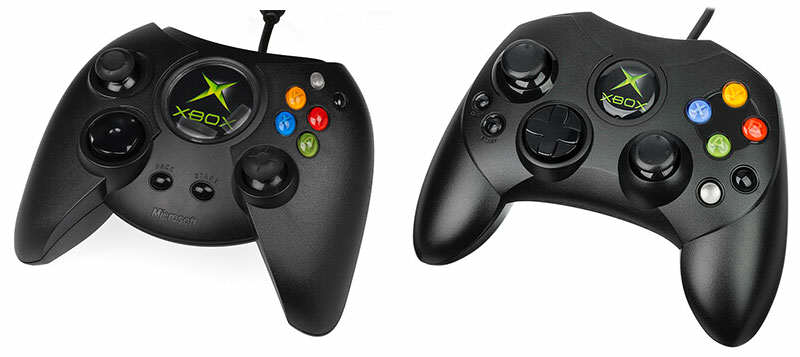yku4bjmhtqwew6uf4evr These Xbox Controller Prototypes Are Absolutely Ridiculous