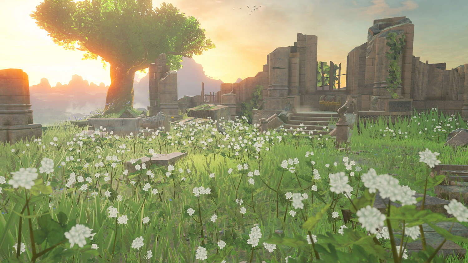 zelda breath of the wild 0011 1500x844 Check Out Zelda: Breath Of The Wilds Incredible Opening Minutes