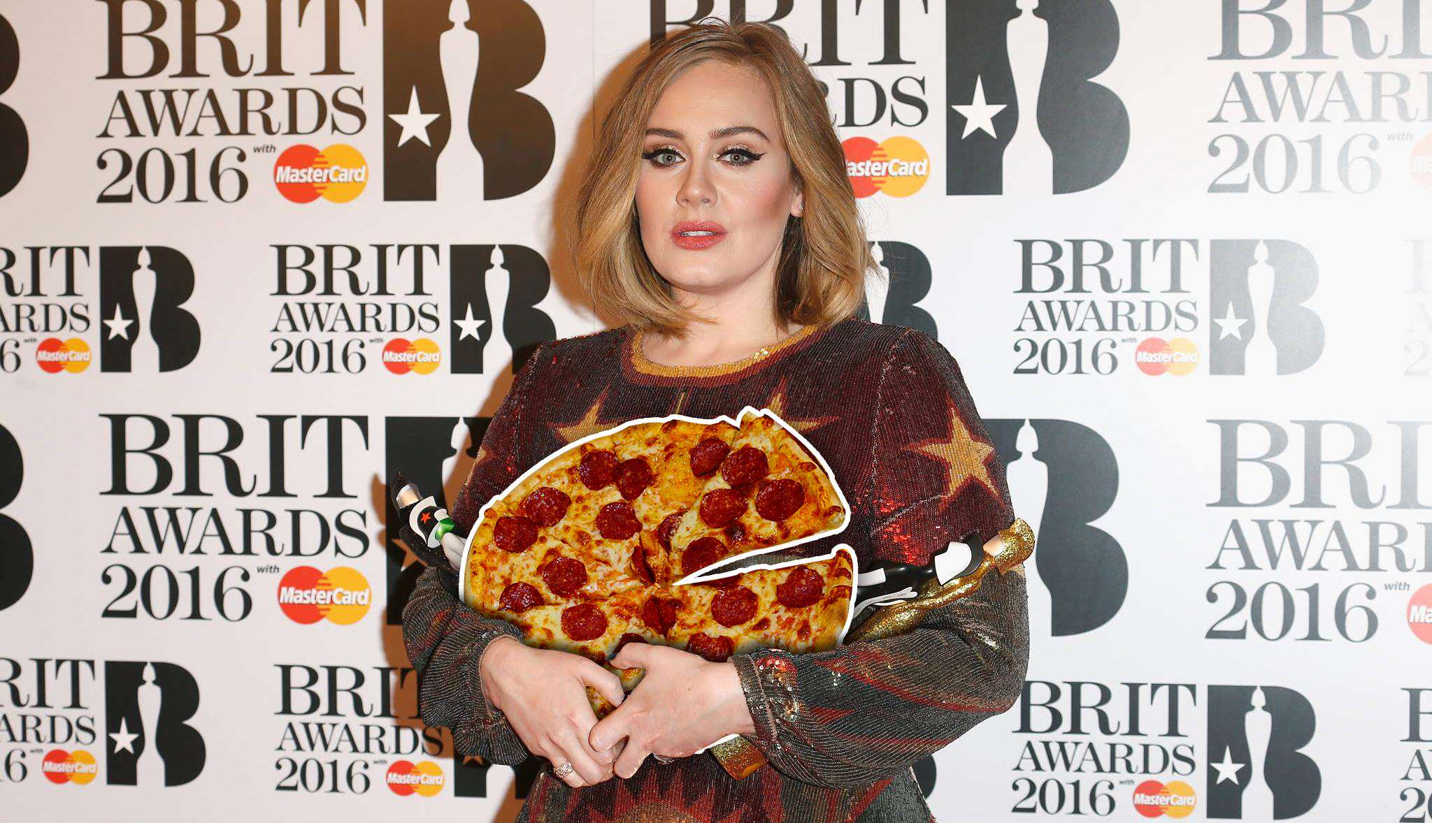 13639599 10157245652520604 408638861 o Adele Insists Hotel Staff Drive 140 Miles For Pizza, Doesnt Eat It