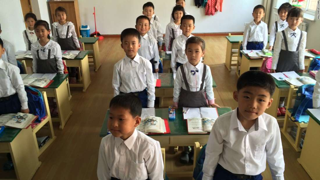 150507130323 ripley north korea school 2 super 169 These Are The Ridiculous Facts North Korean Kids Learn About Kim Jong il