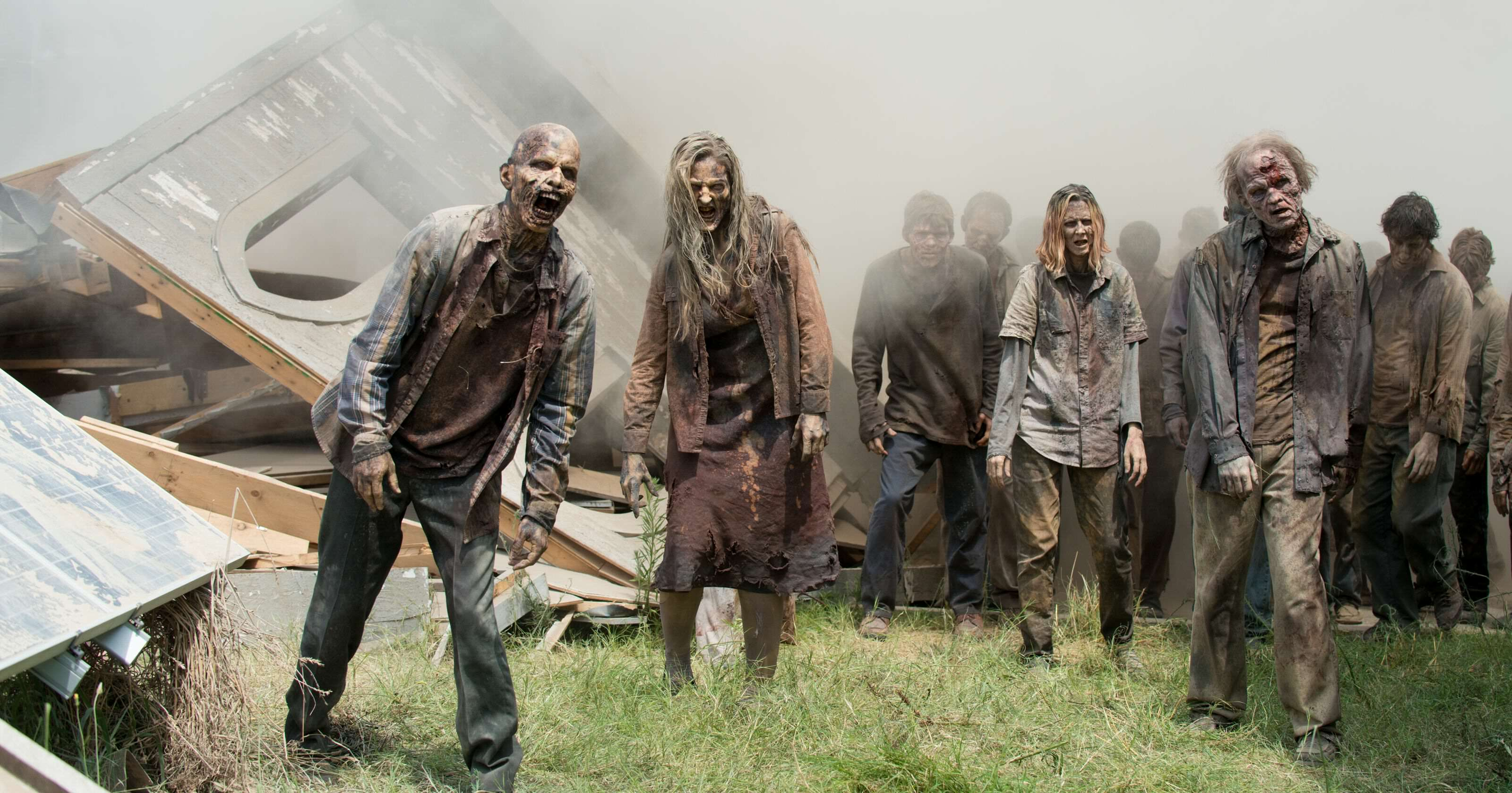 635991641108039150 The Walking Dead 1 Pentagon Nurses Are Training For A Zombie Apocalypse