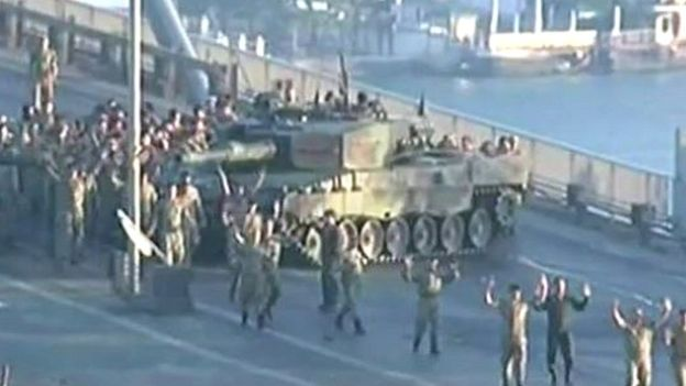 90415800 turkey Turkish President Claims Government Back In Control After Military Coup Fails