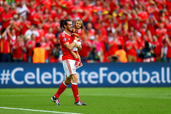 Bale and Daughter Gety UEFA Attempt To Destroy Welsh Spirits With Latest Awful Decision