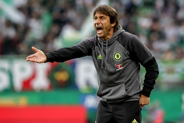 Conte CFC Getty Chelsea Boss Turns Stalker To Land Diego Costa Replacement