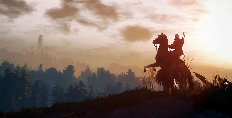 This Guy Turned His Witcher 3 Screenshots Into Works Of Art FacebookThumbnail 53