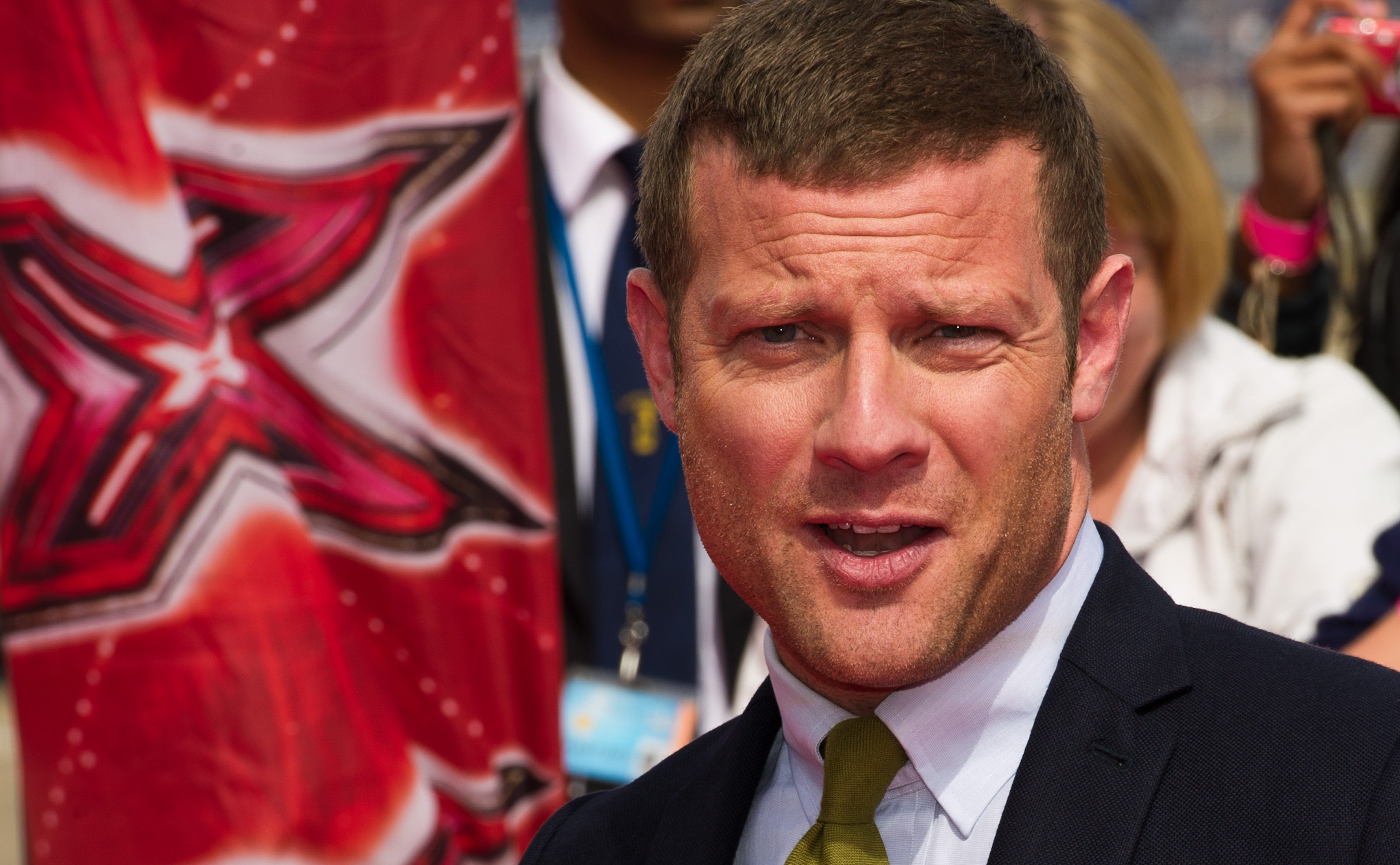 GettyImages 121284176 Dermot OLeary Just Became TVs Highest Paid UK Presenter