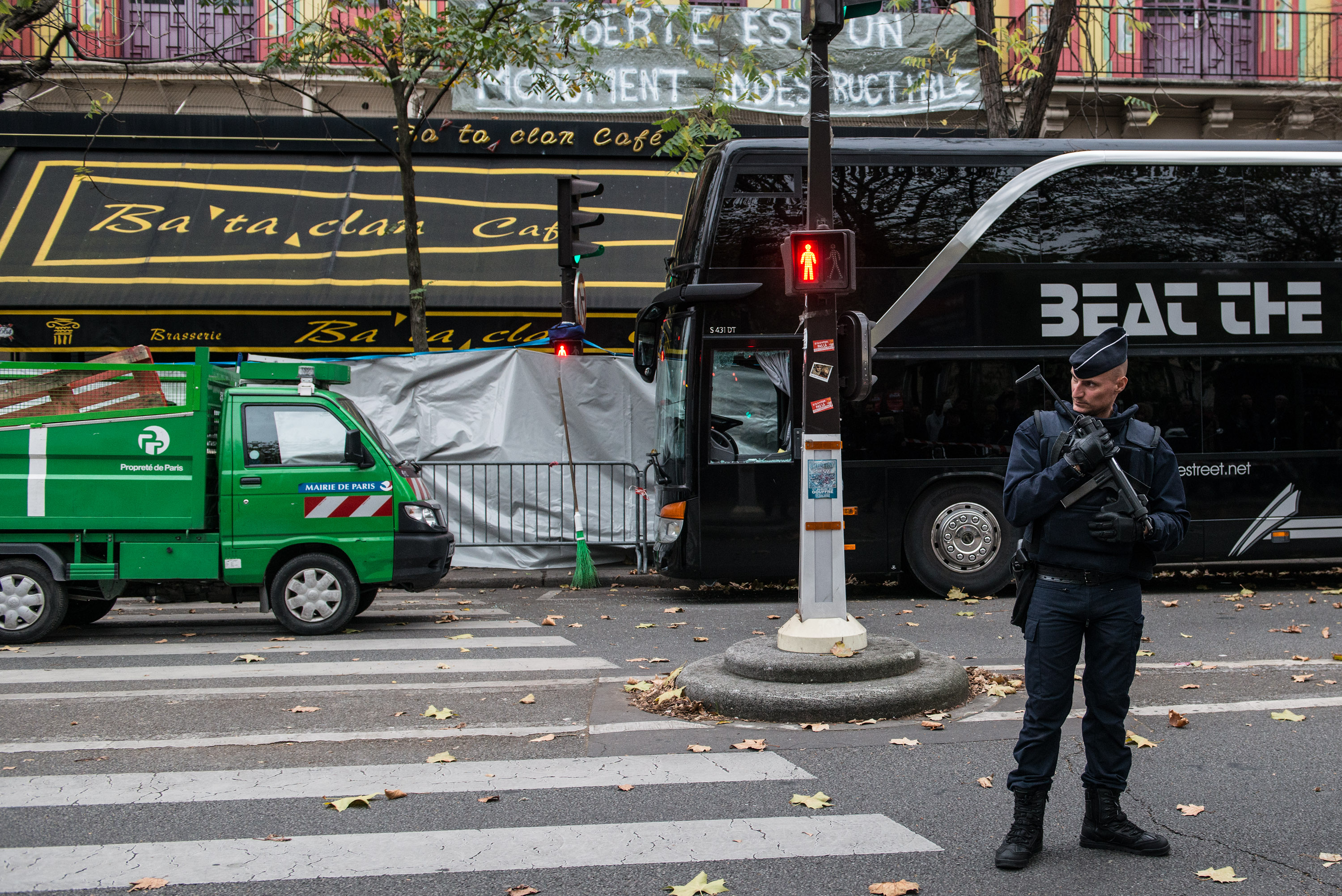 GettyImages 497371684 French Government Covered Up 'Gruesome Torture Of Bataclan Victims'