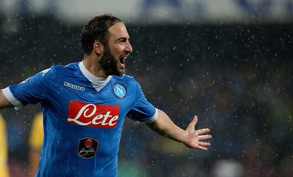 Higuain Getty 2 Wenger Eyes Sensational Swap With World Star In, Giroud Out?