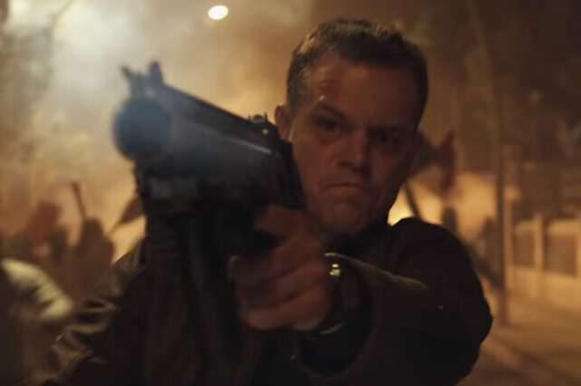 Jason Bourne Matt Damon 640x426 Jason Bourne Is Back In A Fantastic Modern Thriller