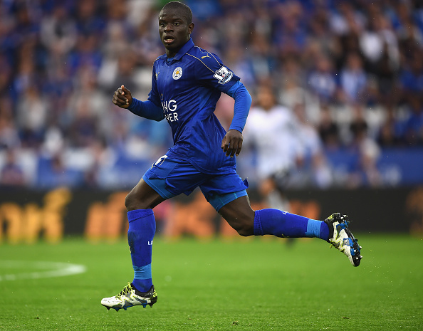 Kante getty lcfc BREAKING: Chelsea Set To Complete Deal For French Midfielder
