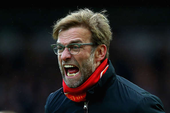 Klopp Getty Shout 1 Klopp Sends Key Man Home After Sh*t Attitude