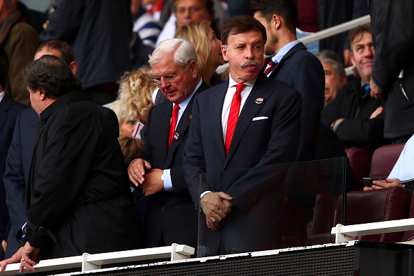 Kroenke Getty Rivals Beat Chelsea To Be Crowned Richest Team In London