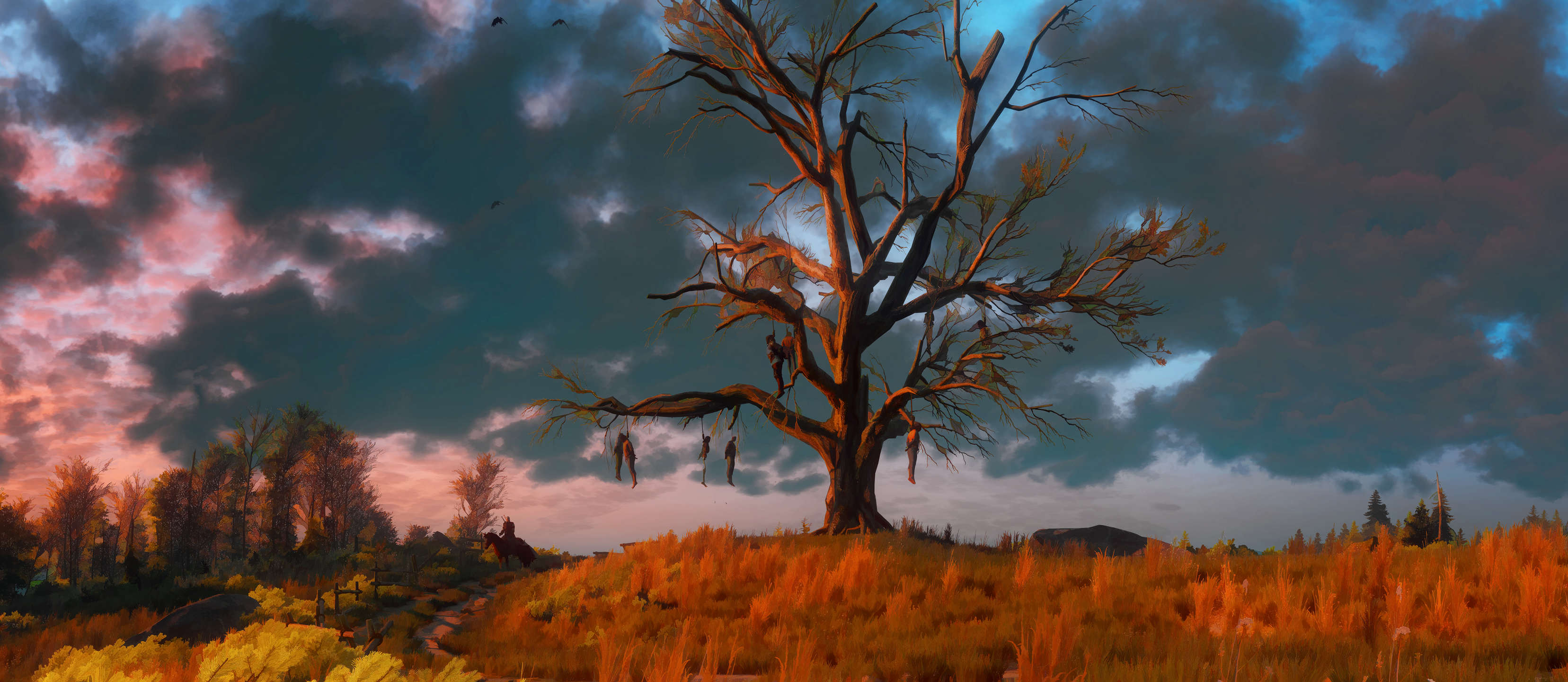 LDGL1uY 1 This Guy Turned His Witcher 3 Screenshots Into Works Of Art