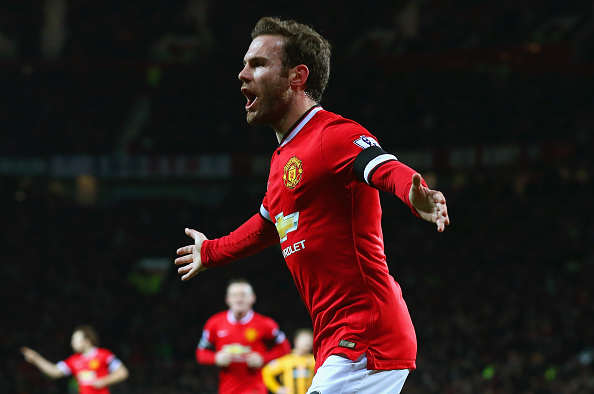 Mata Getty Ruthless Mourinho Plans To Axe Several United Fan Favourites