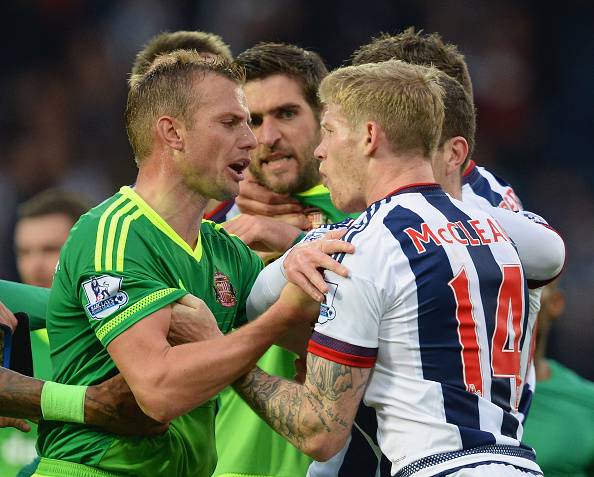 Premier League Star Makes Incredible Gesture For Tragically Killed Child McClean Fight Getty