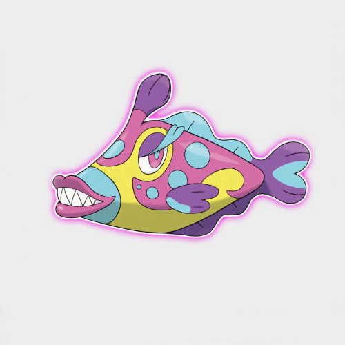 PIIDeKy These Leaked New Pokemon Are Really, Really Weird