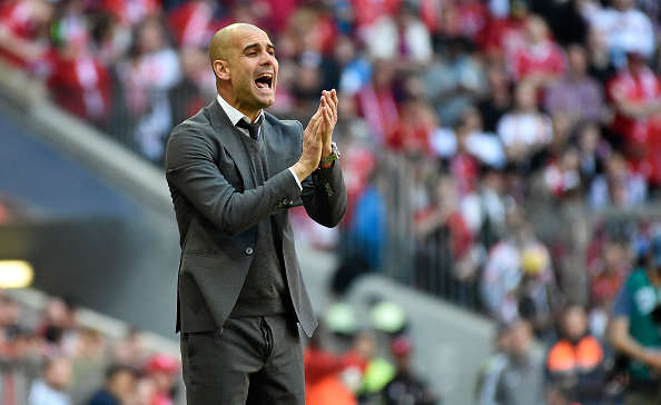 Pep Getty Guardiola Era Begins As Manchester City Legend Agrees Move Away