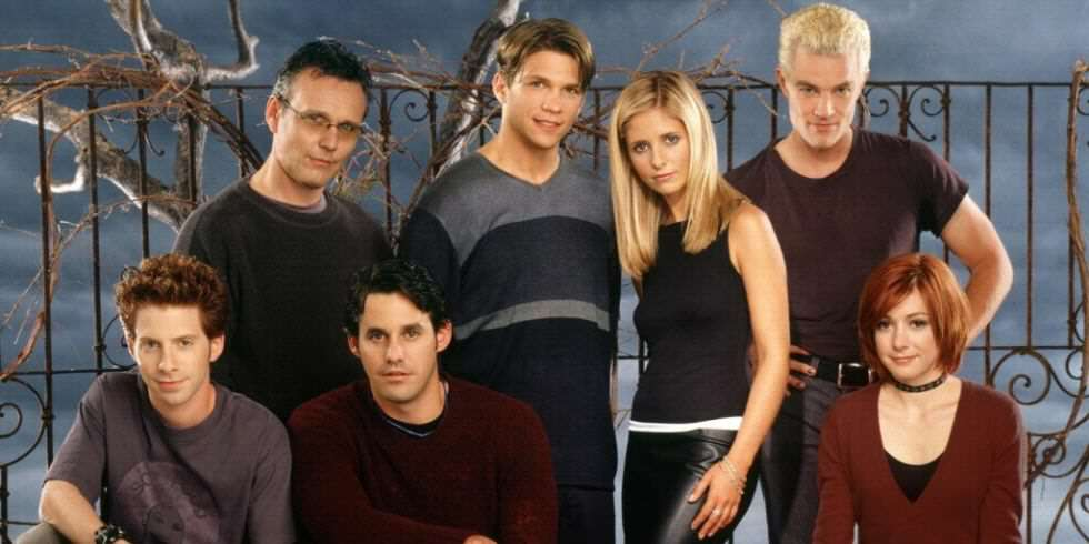 buffy11 This Is What The Stars Of Buffy The Vampire Slayer Look Like Now