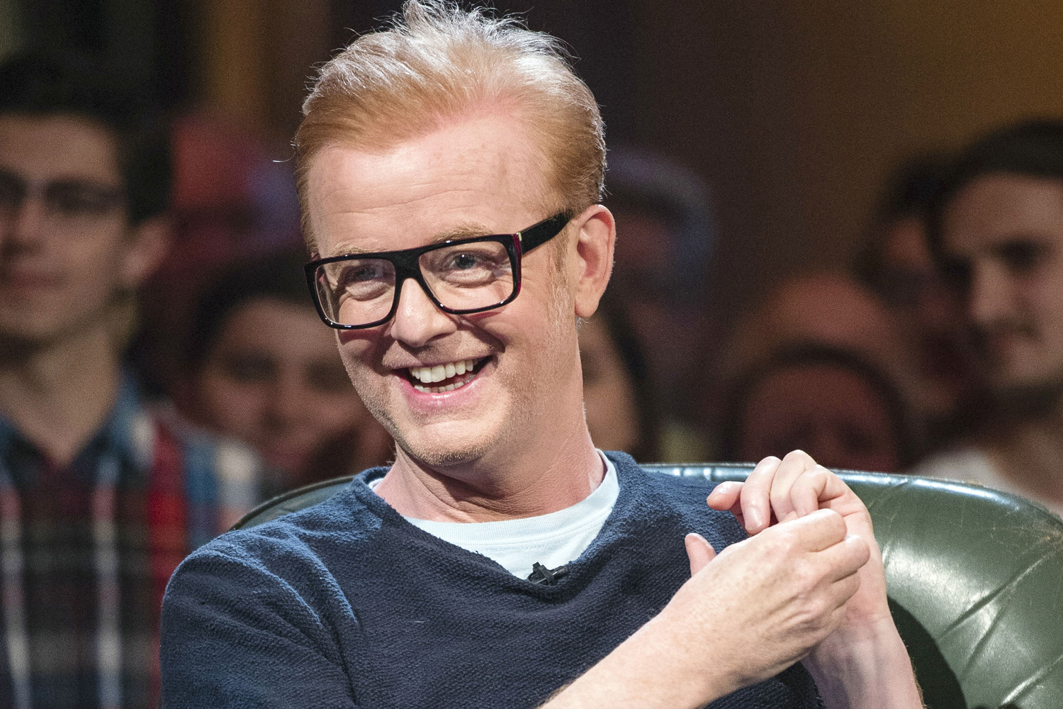 chrisevans Chris Evans' Top Gear Actually Outperformed Clarkson's