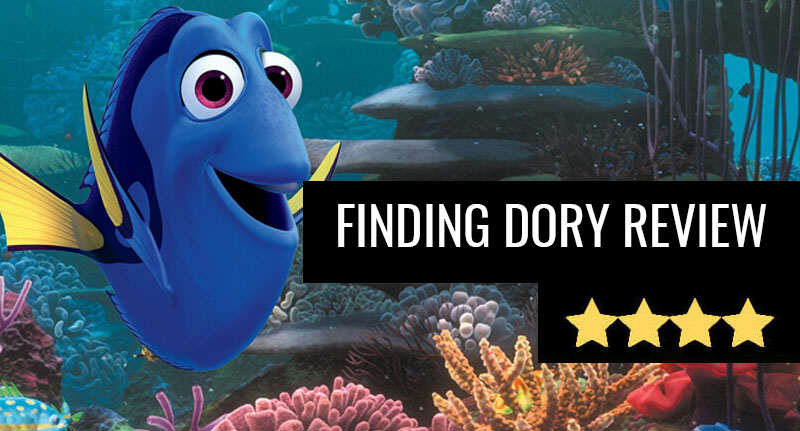 finding dory review thumb Finding Dory Found Its Way Into Our Hearts