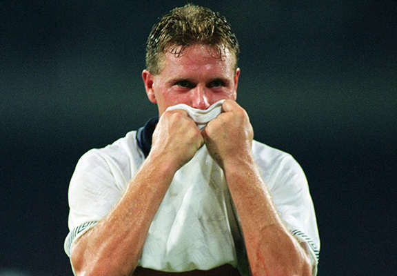 gazza WEB 1 The Sun Publishing Photos Of Ill Gazza Only Adds To Mental Health Stigma