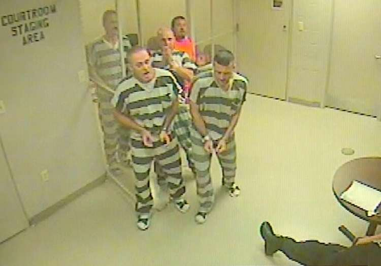 guard2 These Prisoners Broke Out Of Jail For The Best Reason