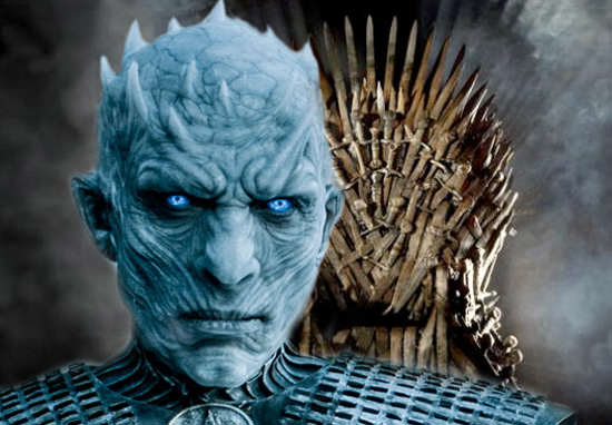 Iron Throne Theory Could Be Key To Defeating GOT White Walkers king1