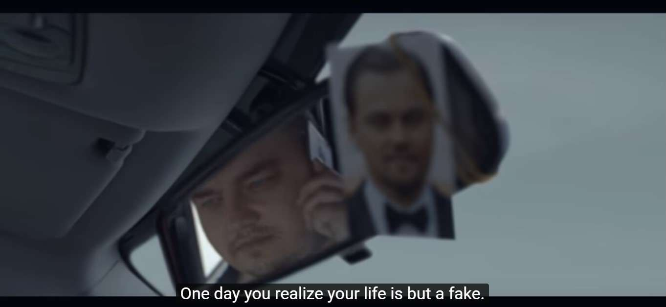 leoeee Leonardo DiCaprios Russian Doppelganger Appears In Brilliant Vodka Ad