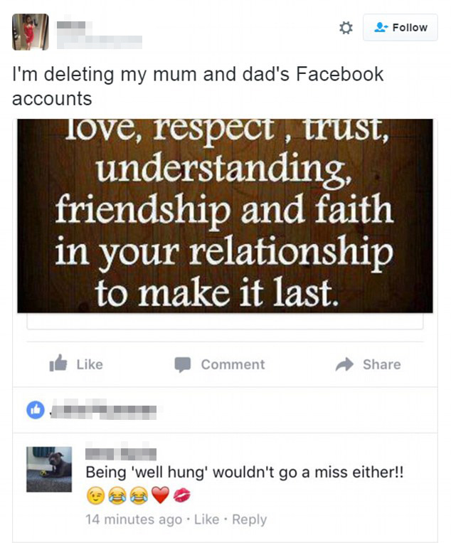 lll 1 Parents Are Horrifying Their Kids By Sharing Very NSFW Things On Facebook