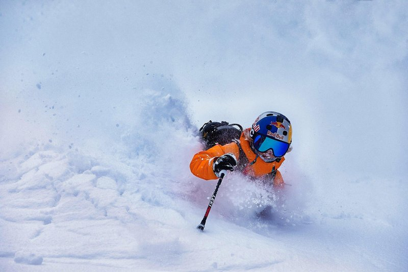 matilda rapaport rides through powder in japan Pro Skier Dies During Shoot For Ubisofts New Game Steep