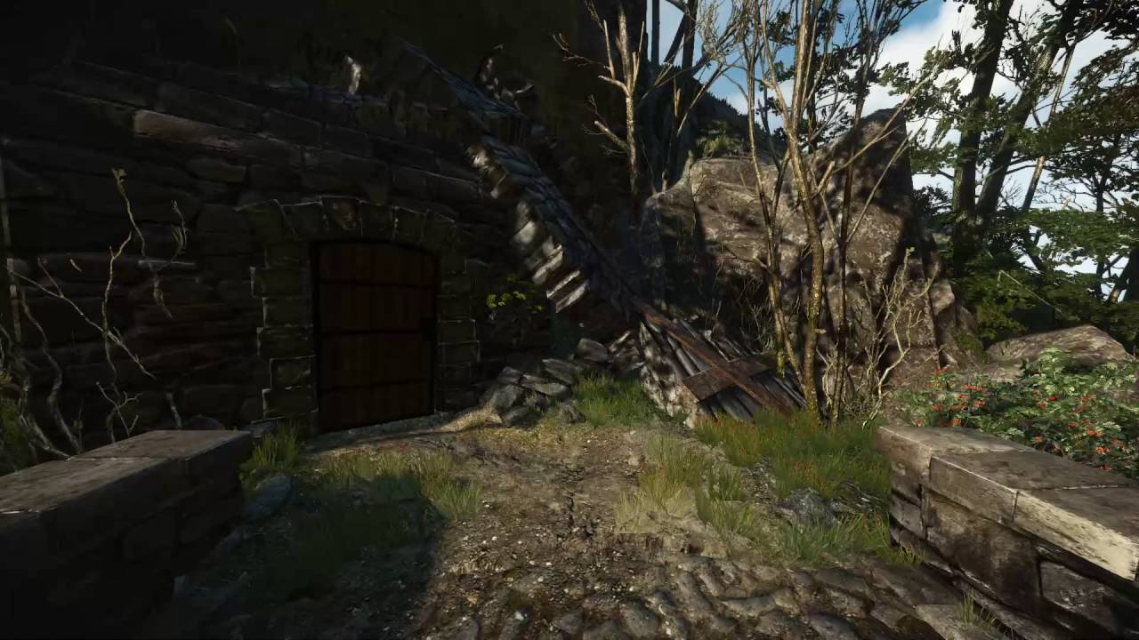Mod Turns Witcher 3 Into Awesome First Person Adventure maxresdefault 42