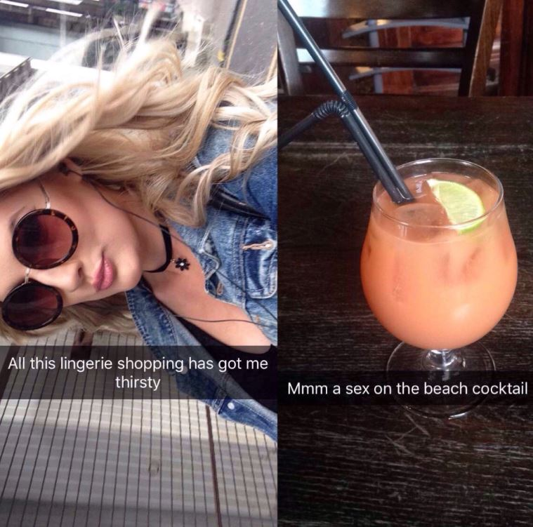 Girl Gets Stood Up, Takes Herself Out Instead And Tweets Whole Thing mimi 2