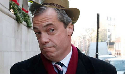 nigel farage 02 youtube Nigel Farage Offered Serious Cash To Do Im A Celebrity