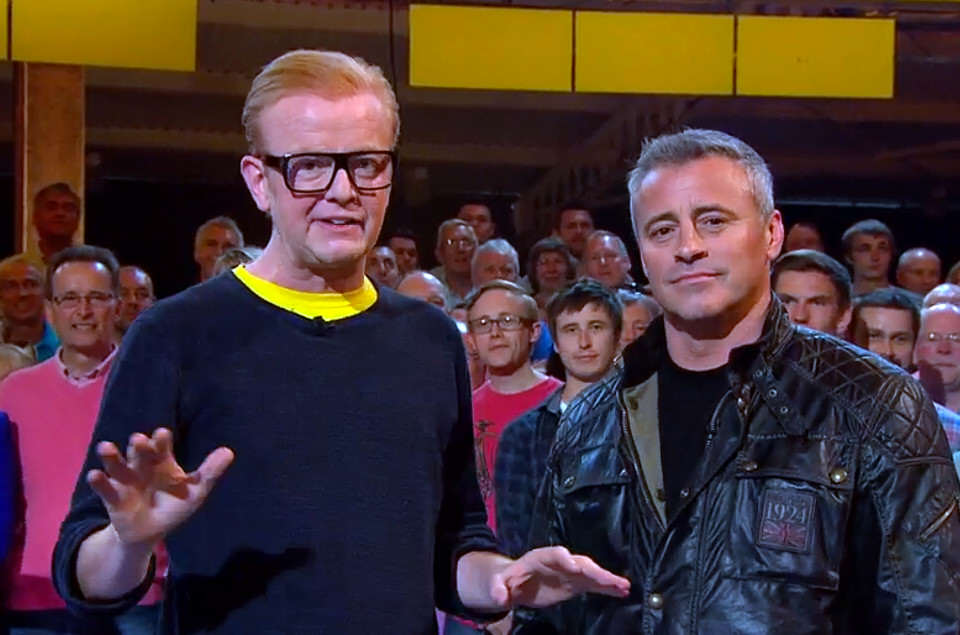 This Could Be The End For Chris Evans At Top Gear nintchdbpict0002399960643