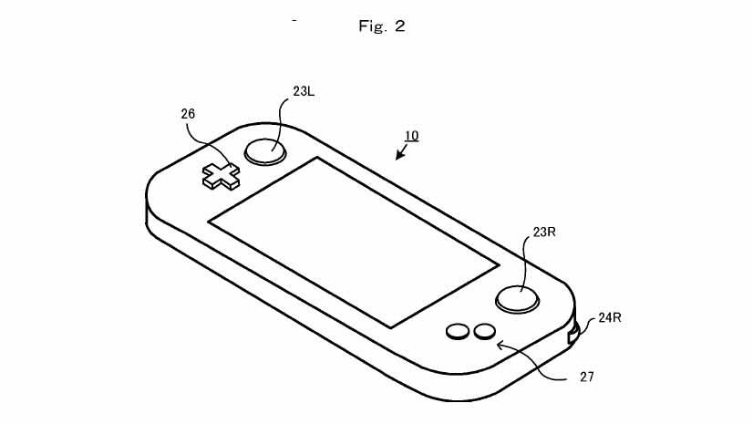 nintendo nx patent 2 970 80 New Nintendo Patent Reveals More About The NX