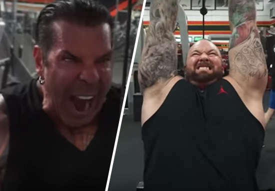 piana Watch The Mountain Hit The Gym With Rich Piana